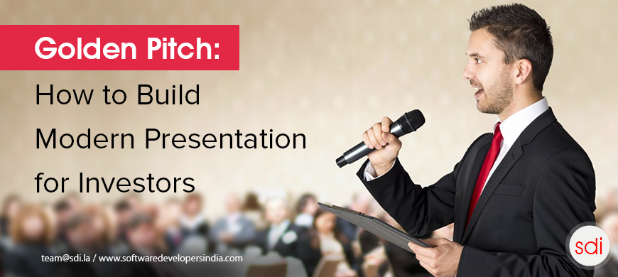 Golden Pitch: How to Build Modern Presentation for Investors