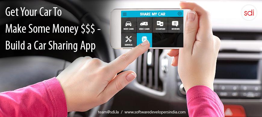 Build A Car Sharing App