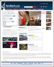 Web Design Services Paris_hotels