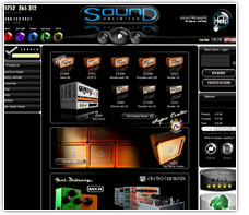 Web Development Services Sound_unlimited